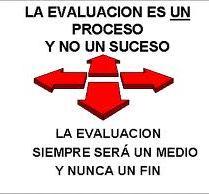Evaluaciónslogan